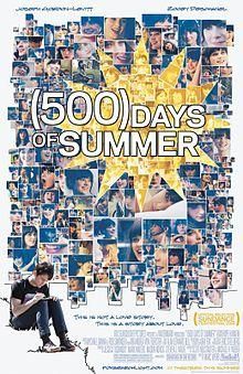 FCPによって作られた映画 - 夏の500日間