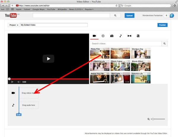 Edit Youtube Files With Different Youtube Video Editors