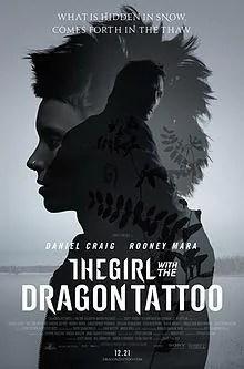 FCPによって作られた映画 - ドラゴンタトゥーの女の子