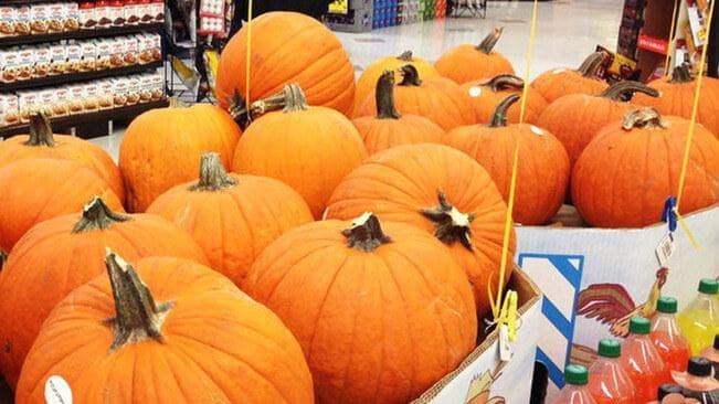Choose a Pumpkin