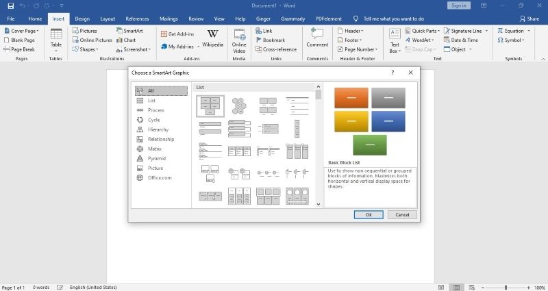 https pdf wondershare com word how to make a poster on word html