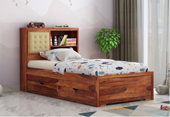 kids bed design amazing wooden child