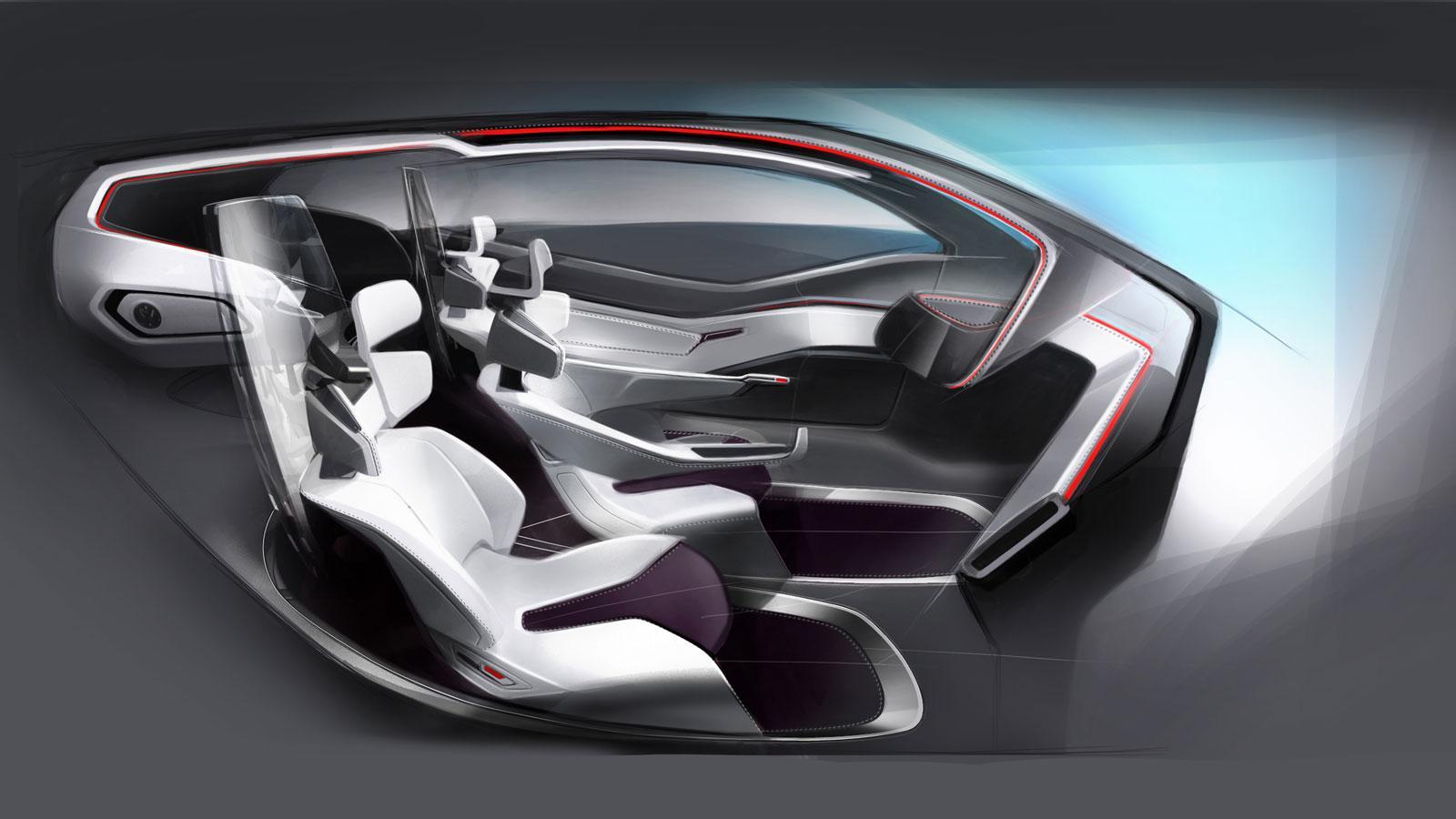 Car Interior Design 2017