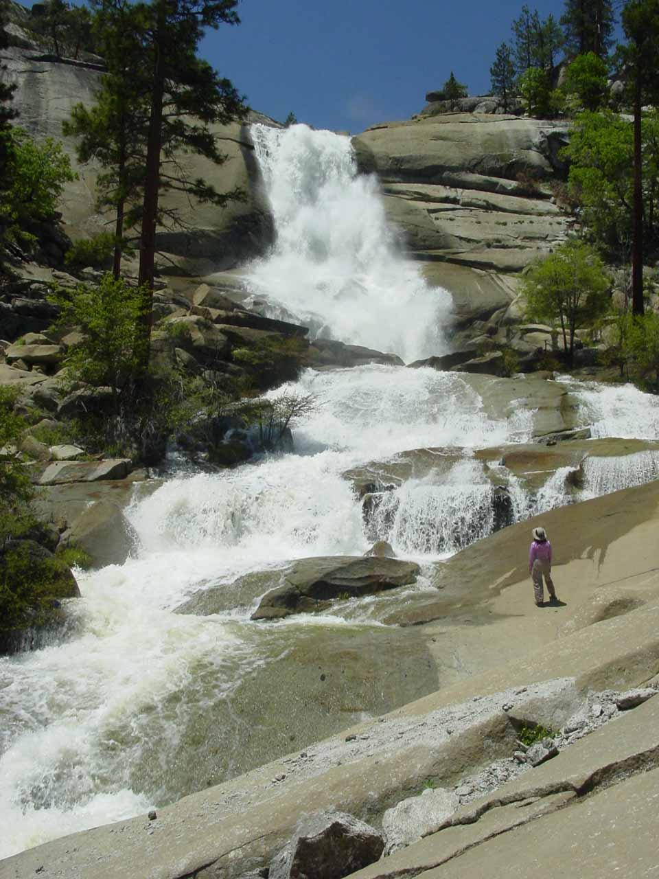 Peppermint Creek Falls  World of Waterfalls