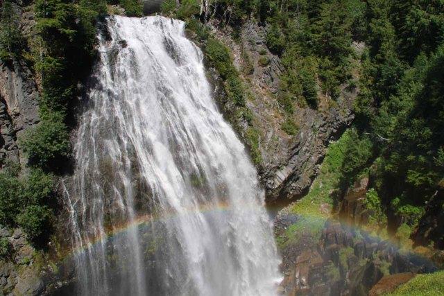 Giant Falls WA