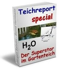 Teichreport special Der Superstar im Gartenteich