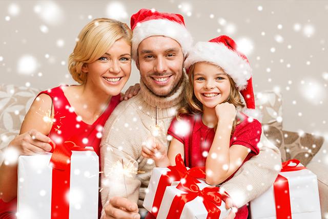 Christmas Photoshoot Amp Print Newcastle Wowcher