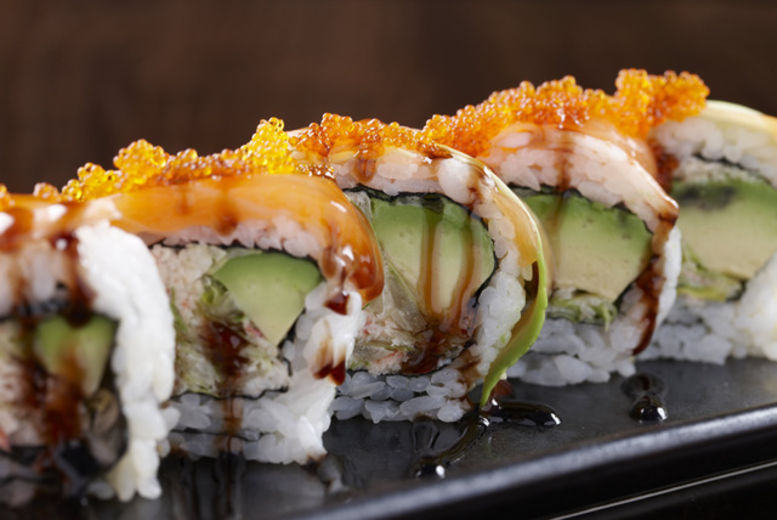 Best Place Eat Sushi Near Me