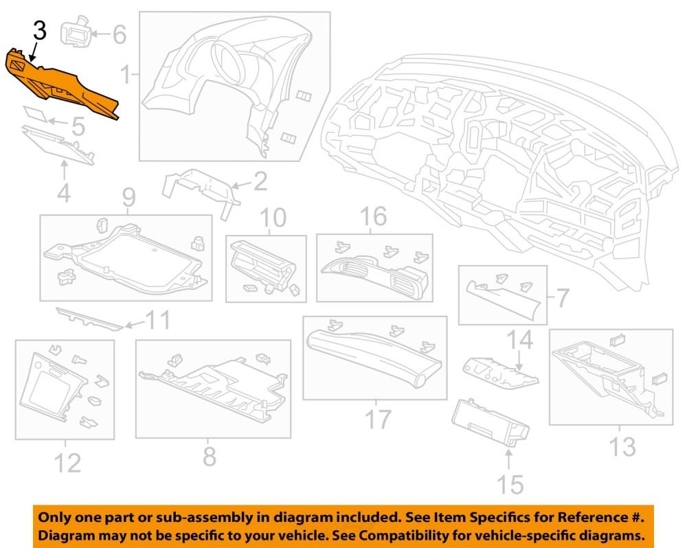 medium resolution of honda oem 12 15 cr z instrument panel dash fuse box cover 77301sztg01zb