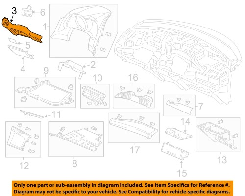 small resolution of honda oem 12 15 cr z instrument panel dash fuse box cover 77301sztg01zb