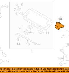 subaru oem 08 14 impreza 2 5l h4 intercooler by pass valve 14471aa143 [ 1500 x 1197 Pixel ]