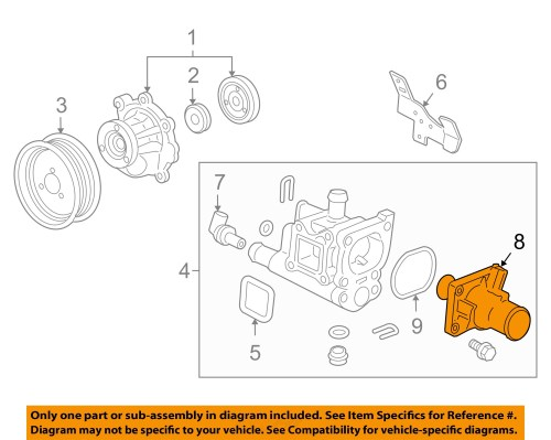 small resolution of chevrolet gm oem 12 15 sonic engine coolant thermostat 55597008