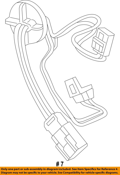 small resolution of new oem mopar headlight wiring harness 2009 2015 dodge ram 2011 dodge charger headlight wiring harness
