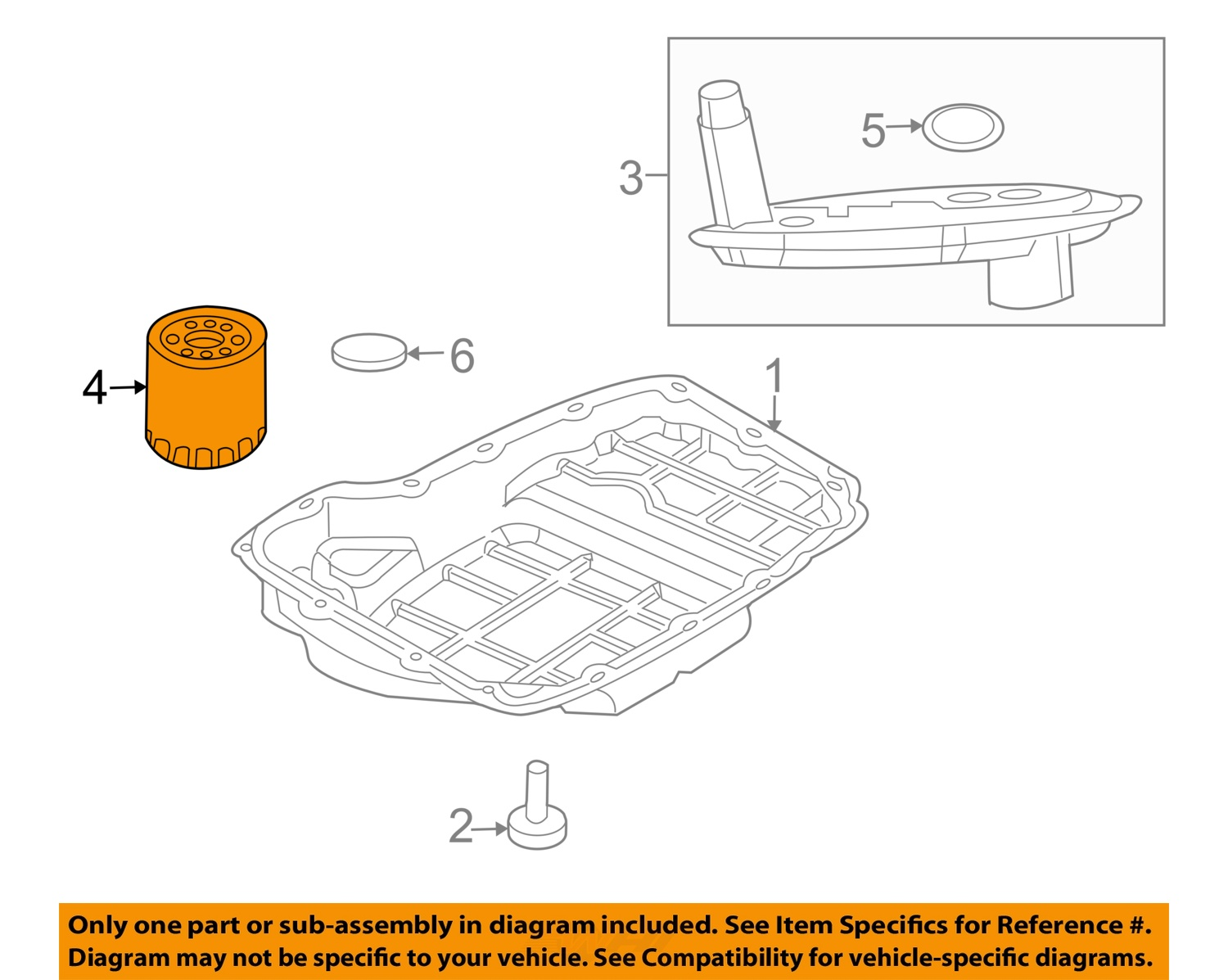 hight resolution of chrysler oem automatic transmission filter 5179267ac