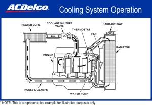 Engine Water Pump ACDELCO PRO 252711   eBay