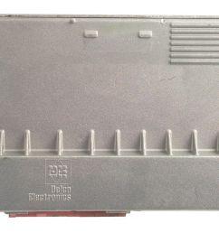 1997 saturn sl fuse box reman powertrain control module fits 1996 1997 saturn sc2 [ 1000 x 849 Pixel ]