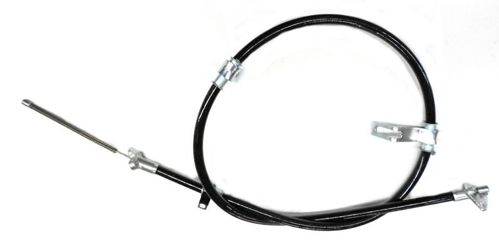 Parking Brake Cable-Stainless Steel Brake Cable Rear Left