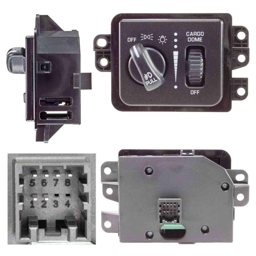 medium resolution of  1998 dodge ram headlight switch wiring diagram headlight switch airtex 1s3852 fits 03 05