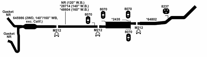 1998 Chevrolet Cavalier Exhaust Diagram Category Exhaust Diagram