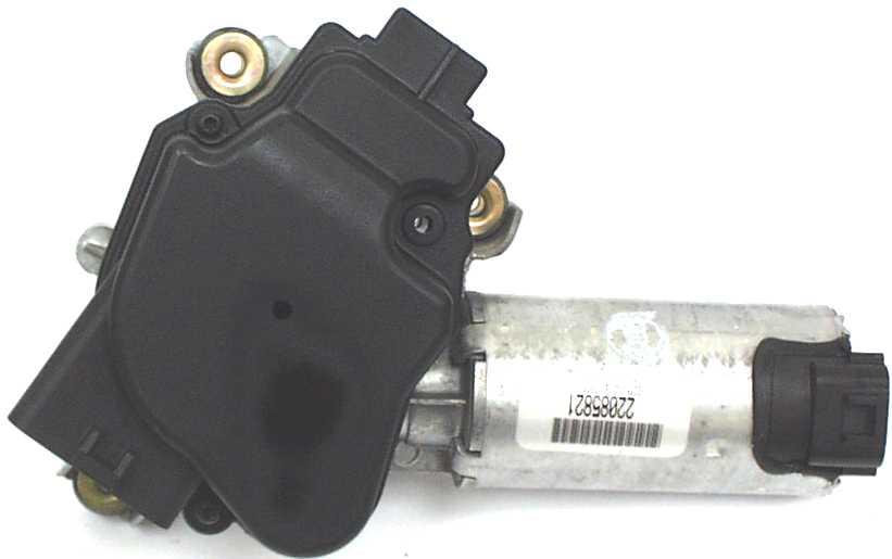 Windshield Wiper Motor Arc 10-982 Fits 87-96 Buick Century
