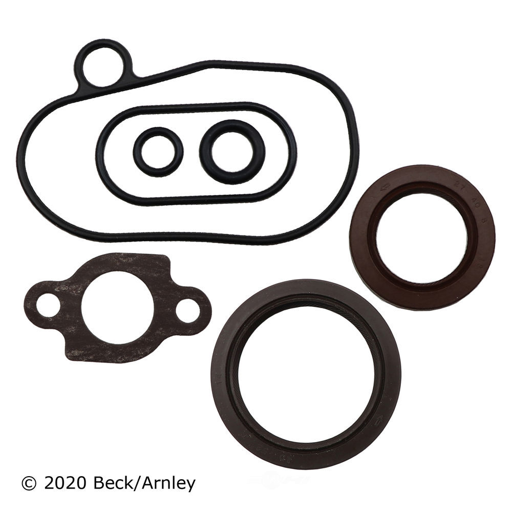 Engine Oil Pump Gasket Kit Beck Arnley 039 Fits 90 97