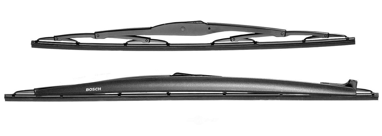Windshield Wiper Blade Set-OE Style Front BOSCH 3397001394