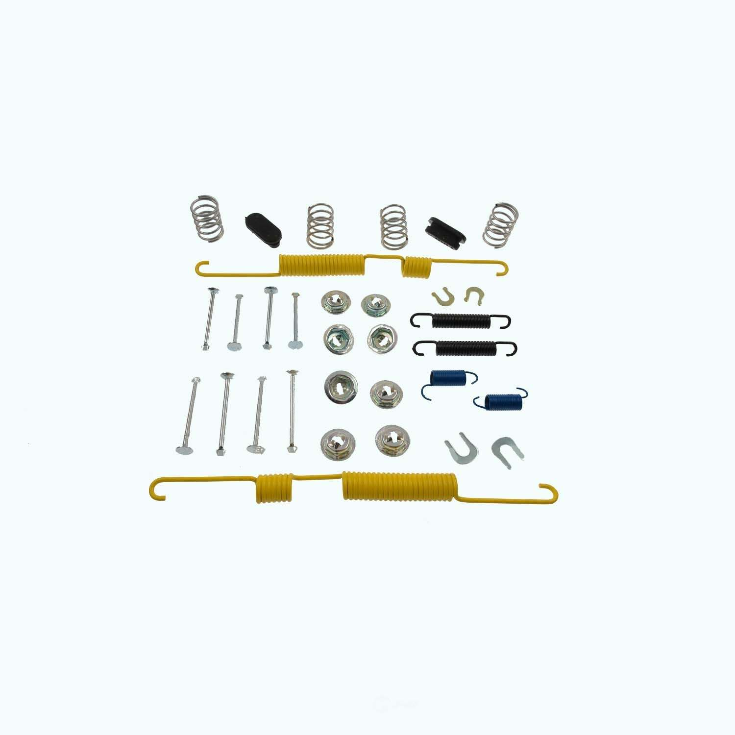 Toyota 4runner Drum Brake Hardware Kit From Best Value