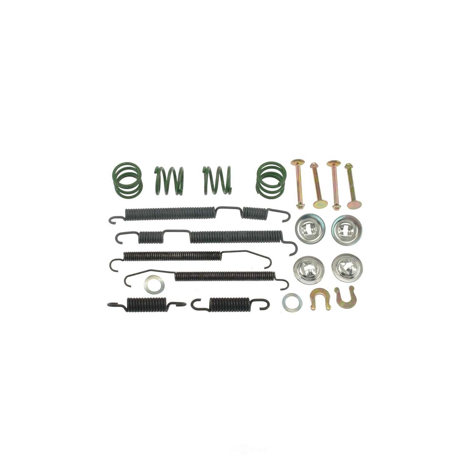 Mitsubishi Eclipse Awd Gsx Drum Brake Hardware Kit From