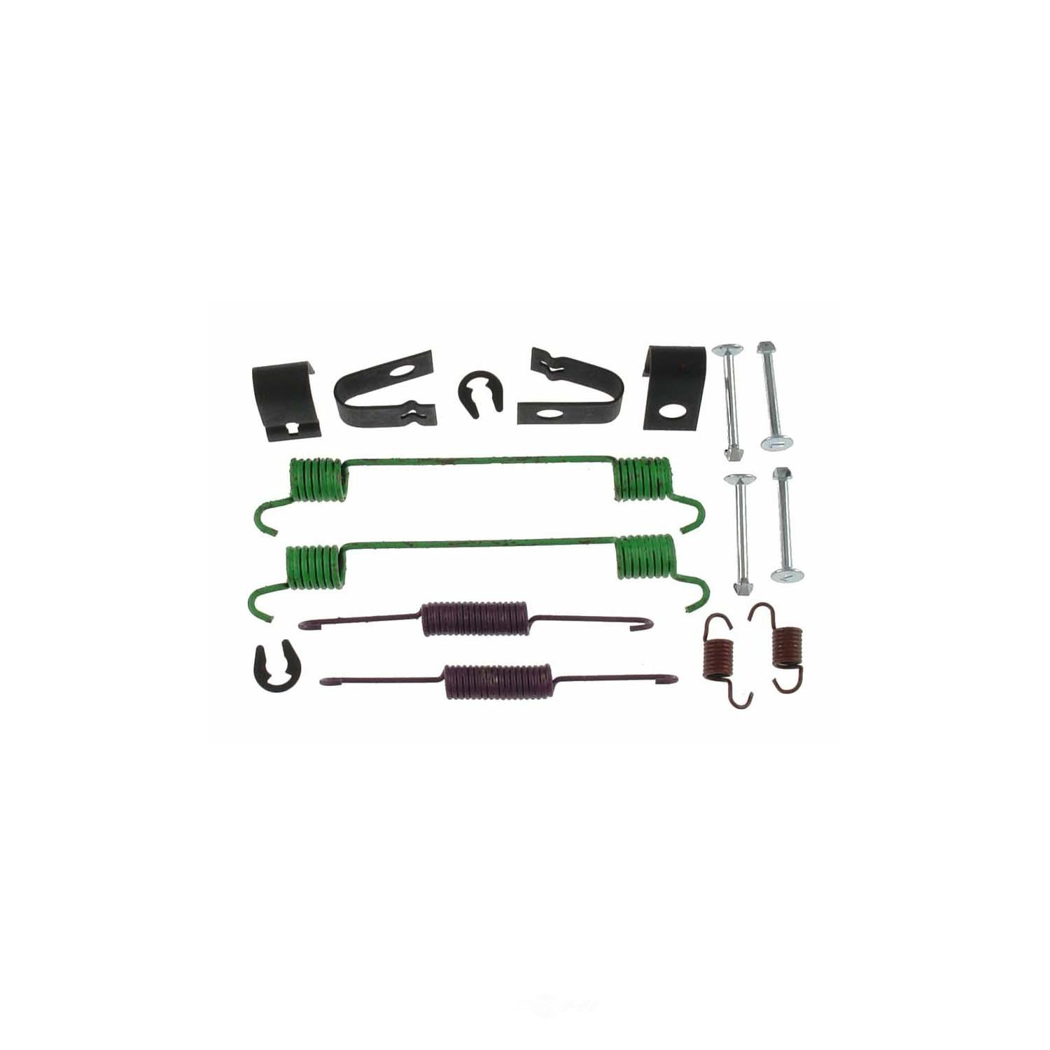 Geo Tracker Drum Brake Hardware Kit From Best Value Auto Parts