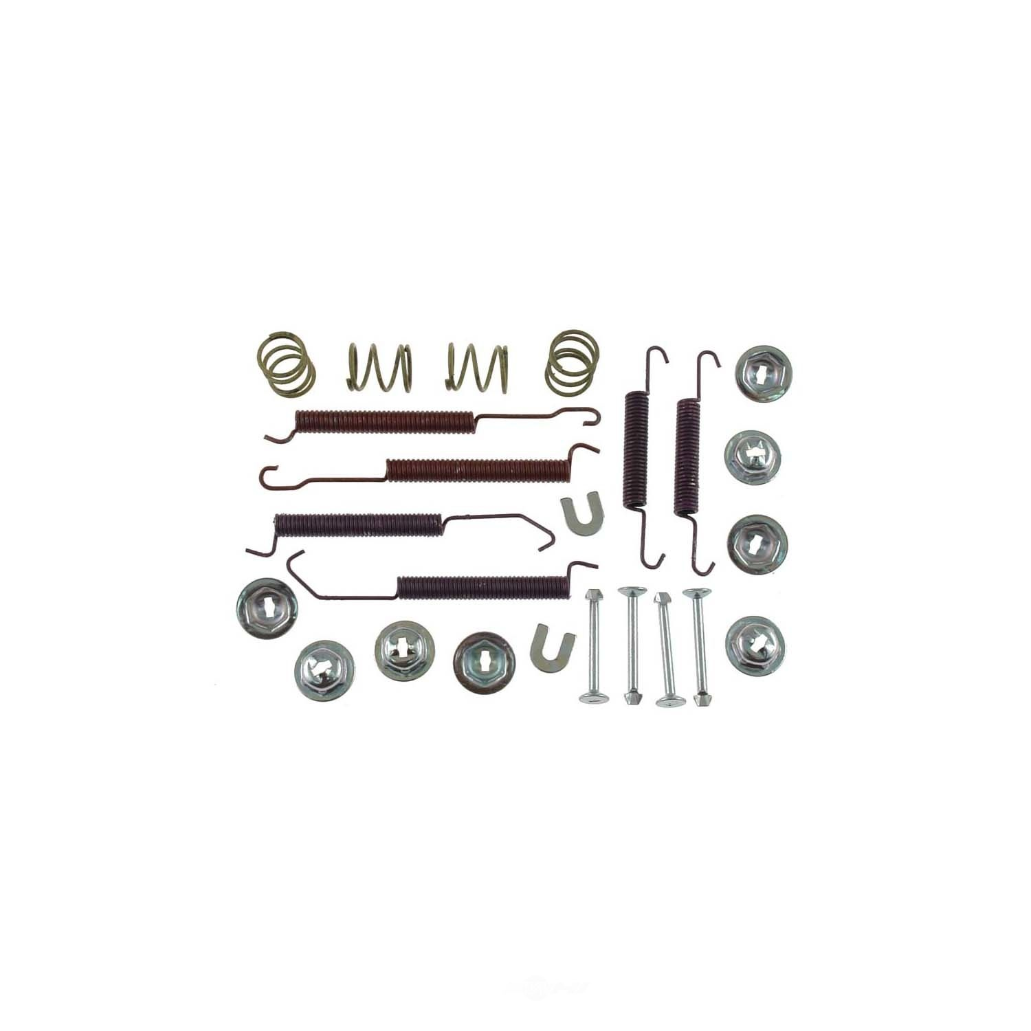 Toyota Corolla Drum Brake Hardware Kit From Best Value