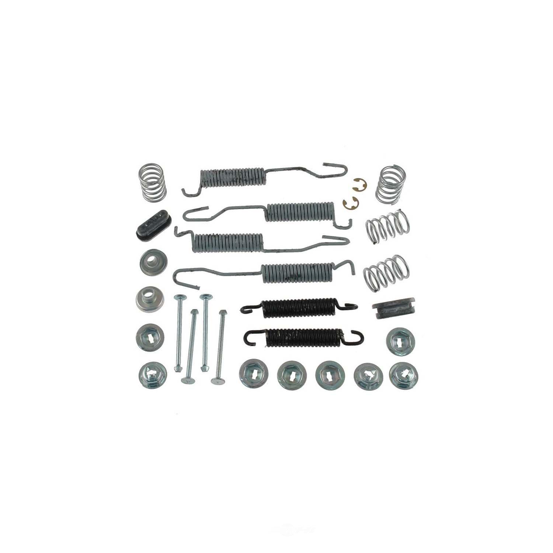 Drum Brake Hardware Kit Rear Carlson H Fits 60 62