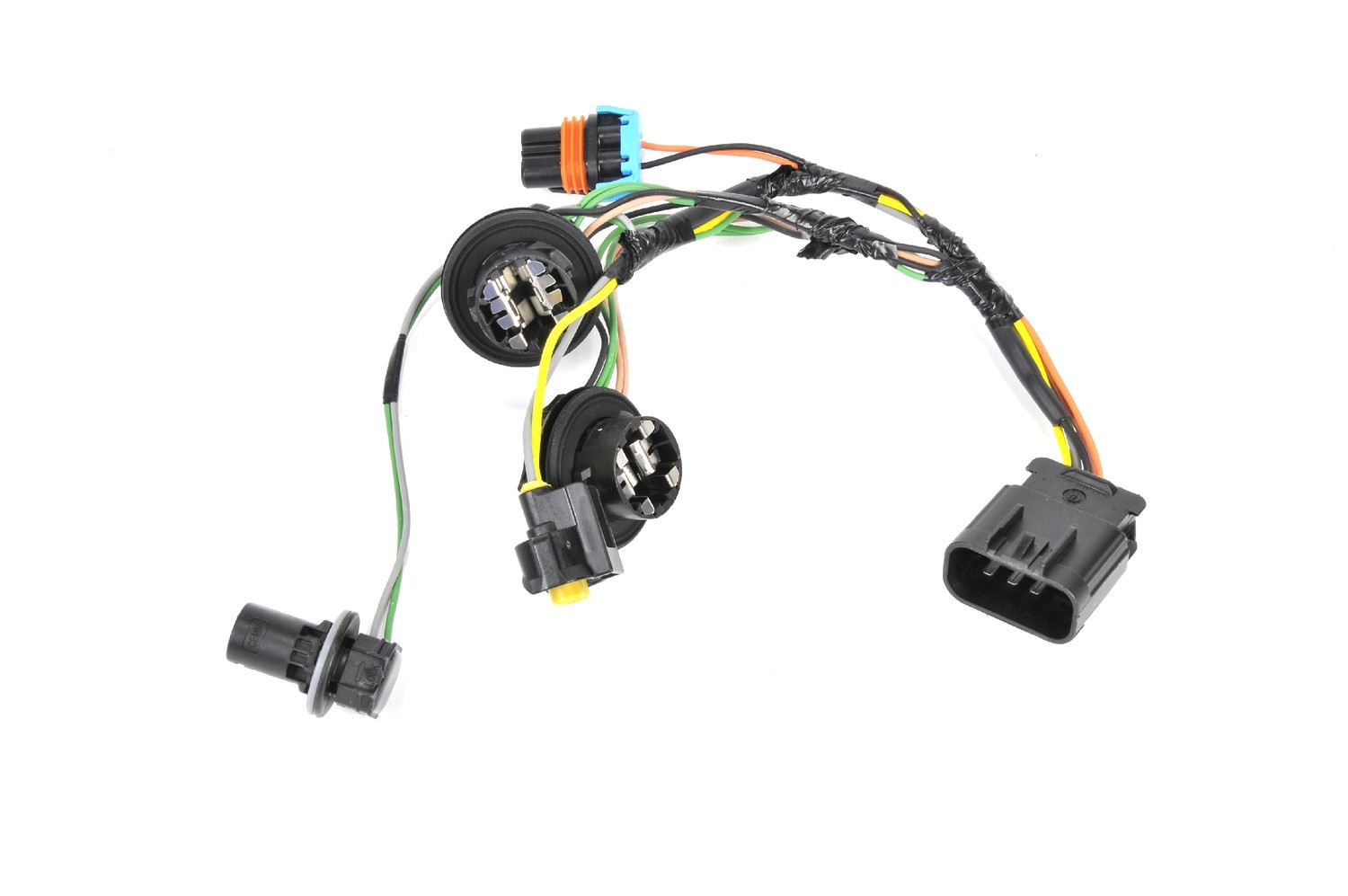 Headlight Wiring Harness Acdelco Gm Original Equipment