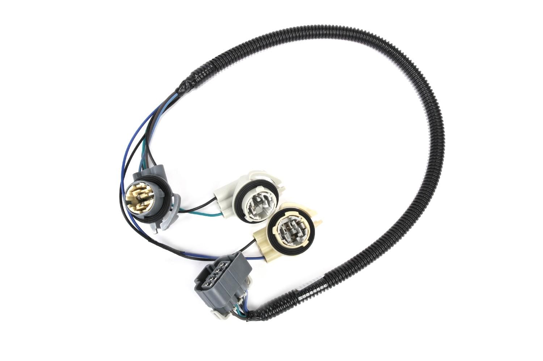 Tail Light Harness Left Acdelco Gm Original Equipment