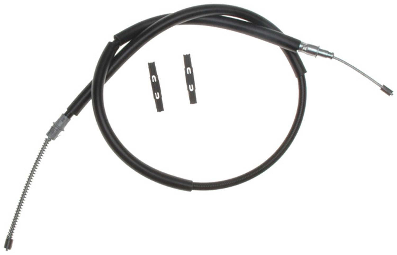 Parking Brake Cable Rear Left Acdelco Pro Durastop 18p