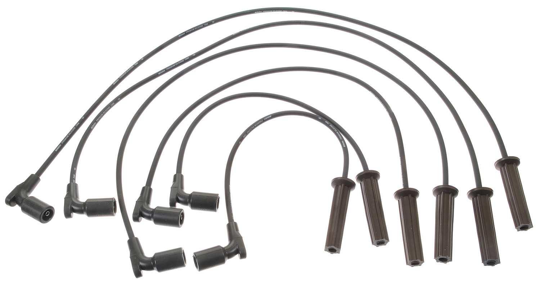 Spark Plug Wire Set ACDELCO PRO 9746TT