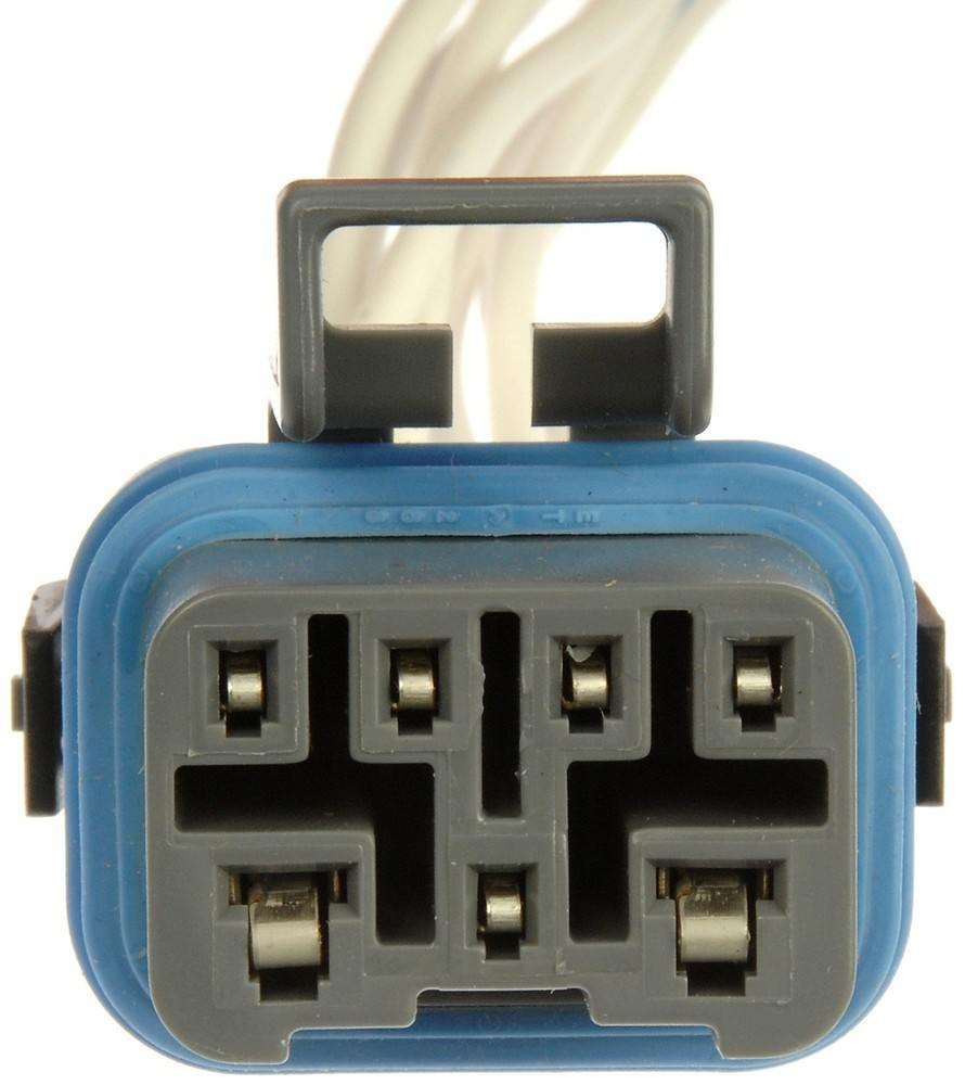 Dormanr 84756 Neutral Safety Switch Connector