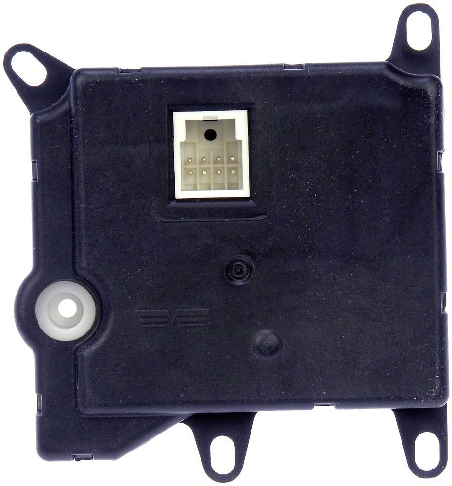 Hvac Heater Blend Door Actuator Leftright Dorman 604207