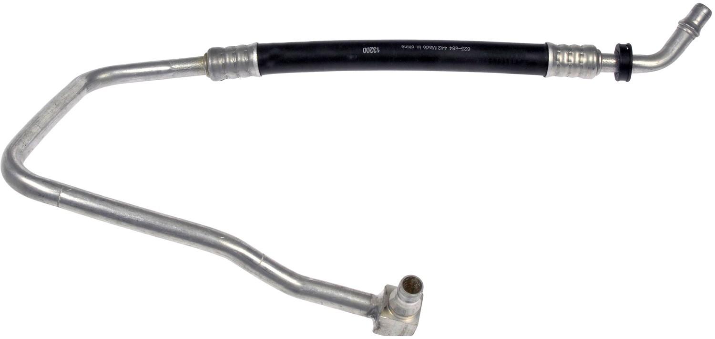 Engine Oil Cooler Hose Assembly Dorman fits 06-11