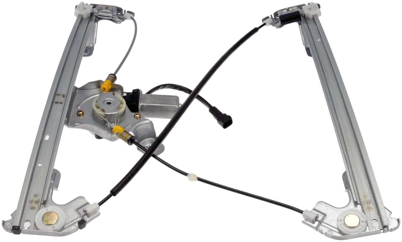 Ford F 150 Window Regulator Parts