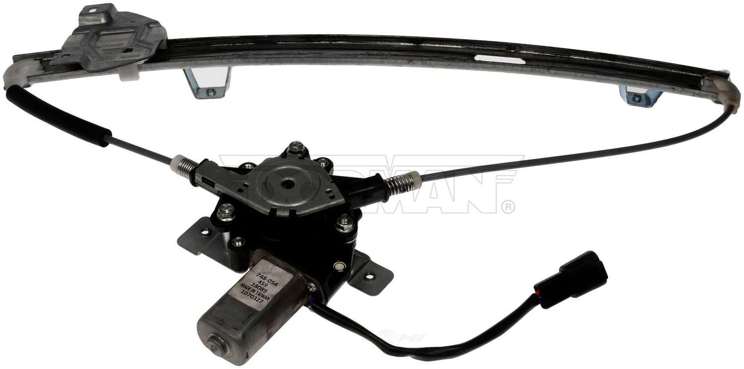 Power Window Motor & Regulator Assembly fits 2002-2007