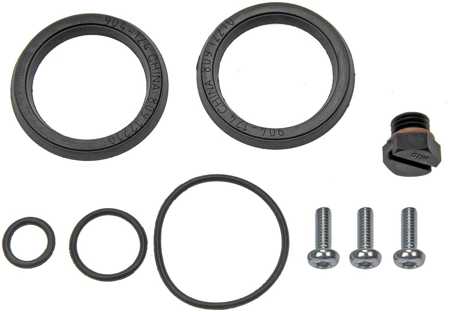 Fuel Filter Primer Housing Seal Kit GM 6.6L Dorman 904-124