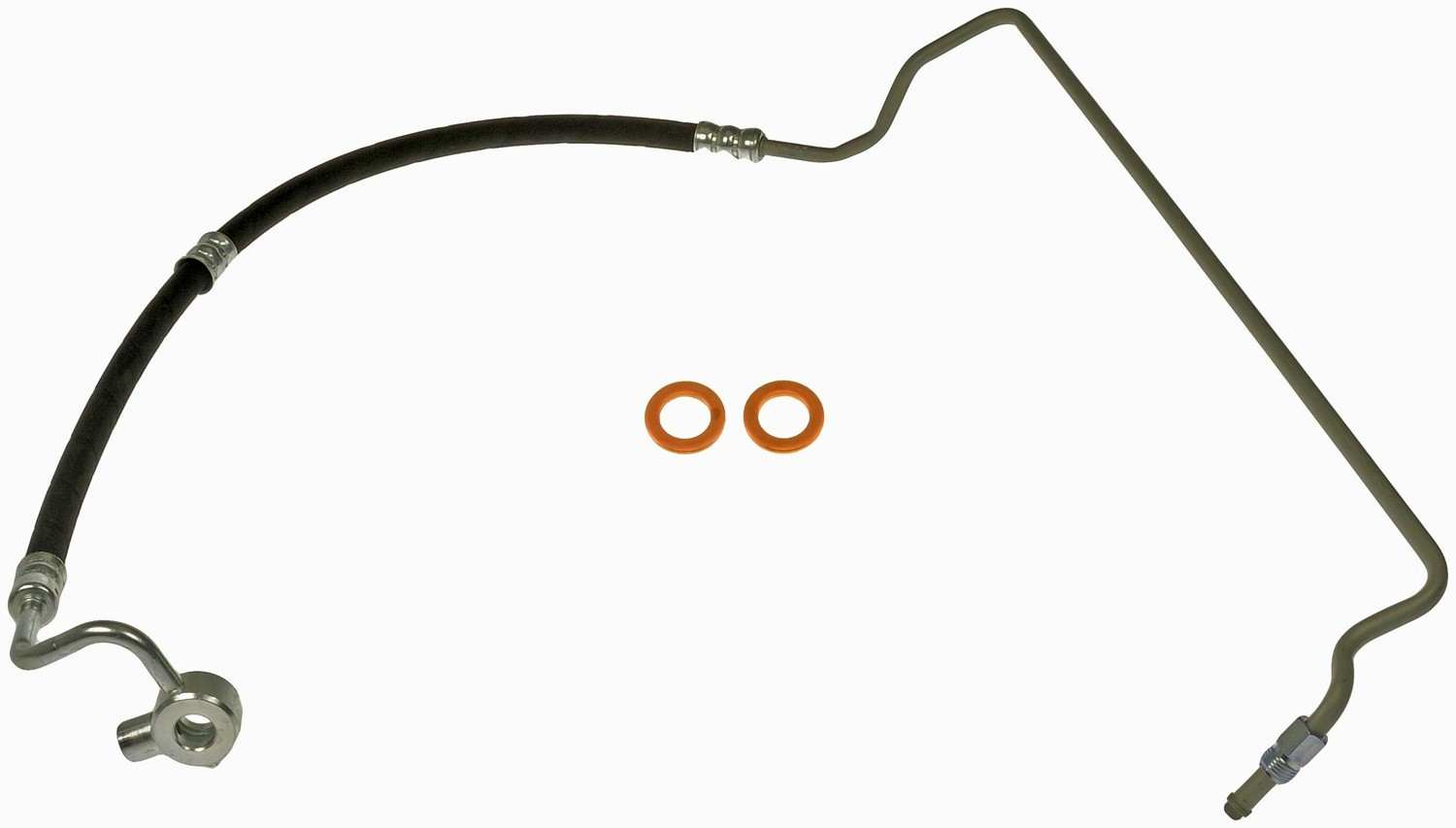 Power Steering Pressure Hose Fits Toyota Sequoia Tundra Dorman Oe Sol