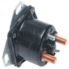 Napa Ford Solenoid Chrysler Wiring Diagram M2 14 Bk Yl Diesel Glow Plug Relay Gpr110 Ebay