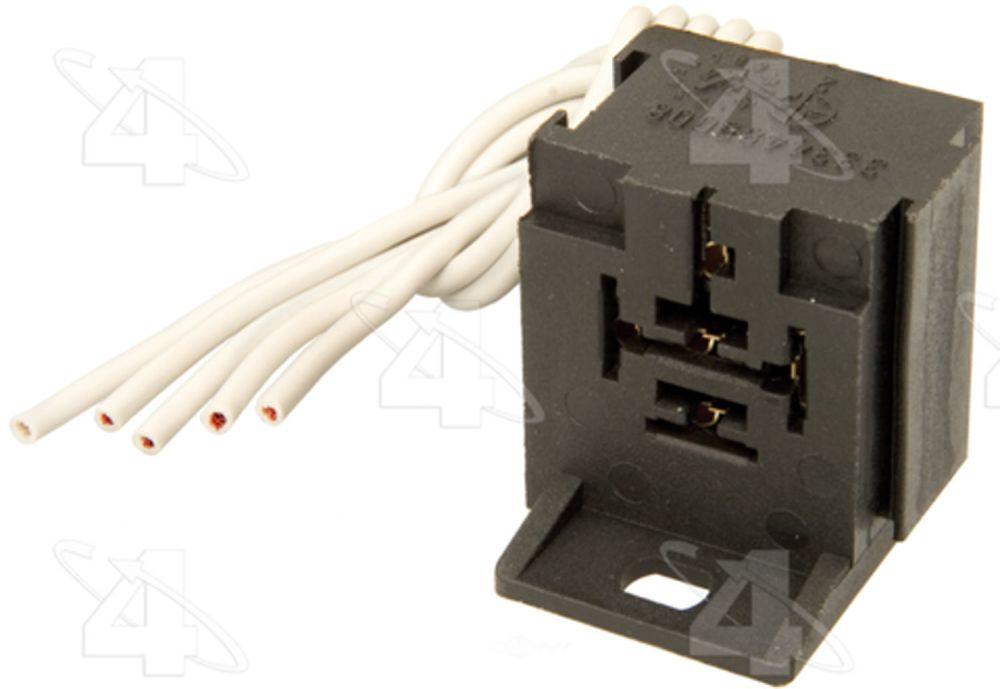 medium resolution of hvac blower relay harness connector