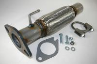 Exhaust Pipe-Flange Flex Repairs FX Exhaust FX2078   eBay