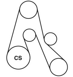 94 dodge caravan belt diagram [ 900 x 900 Pixel ]