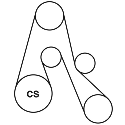 small resolution of 94 dodge caravan belt diagram