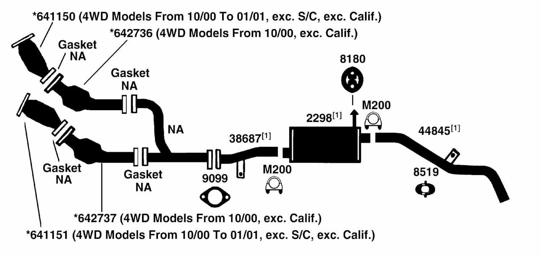 hight resolution of 2000 nissan xterra part diagram