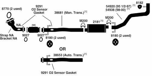 small resolution of toyota pickup tacoma exhaust diagram from best value auto parts 1997 toyota tacoma engine diagram toyota tacoma diagram