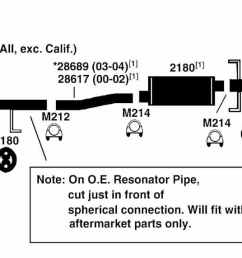 toyota pickup tundra exhaust diagram from best value auto parts 1993 toyota pickup v6 engine [ 1500 x 571 Pixel ]